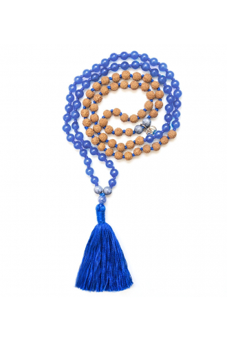 I Feel Confident Mala for Yoga and Meditation