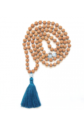 Spiritual Aura Mala for Yoga and Meditation of Mukhas Collection