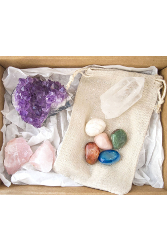 Pack Gemoterapia para Feng Shui de Mukhas Collection