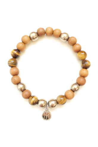 Talisman: Abundance Bracelet with Natural Gemstones