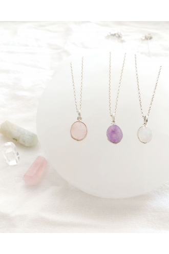 Moons Necklace