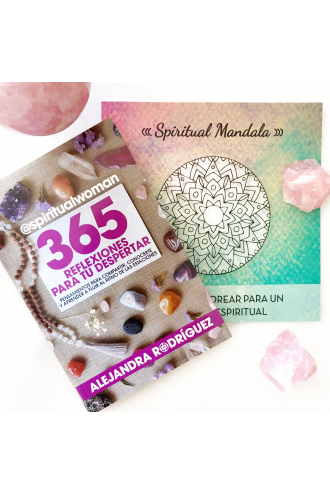 BLACK FRIDAY KIT: 365 Reflexiones + Mandala