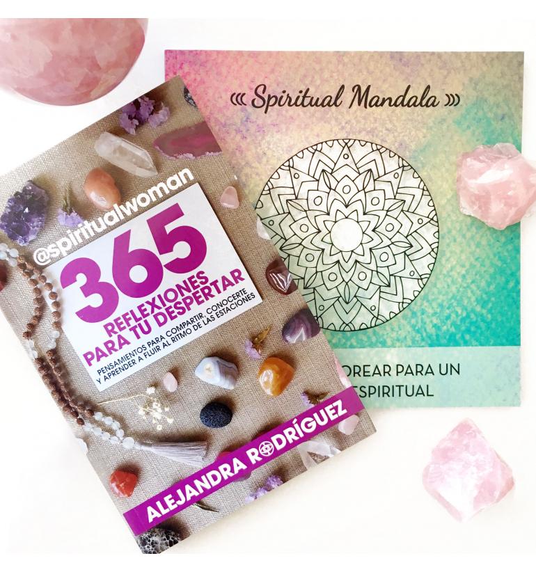 BLACK FRIDAY KIT: 365 Reflexiones + Mandala