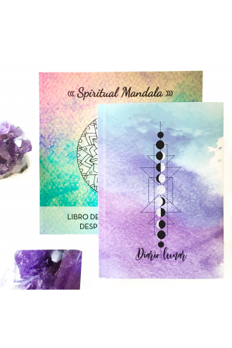 BLACK FRIDAY KIT: Diario Lunar y Spiritual Mandala