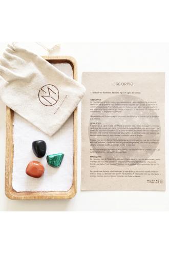SCORPIO & its Gems