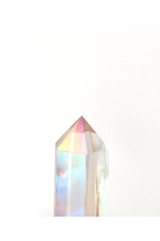 Aqua Quartz Points